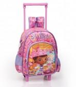 Trolley Mochila pré-escolar Doutora Brinquedos Good as New