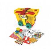 Trolley Play-Doh