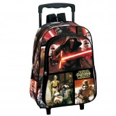 Trolley pré-escolar 37cm Star Wars The Force