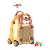 Trolley Viagem Infantil Cão