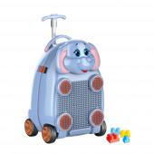 Trolley Viagem Infantil Elefante