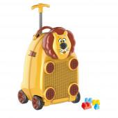 Trolley Viagem Infantil Leão