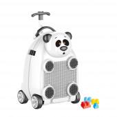 Trolley Viagem Infantil Panda