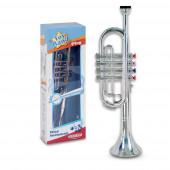 Trompete Infantil com 4 Teclas Coloridas