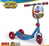 Trotinete de 3 rodas Super Wings