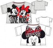 Tshirt Disney manga curta de Minnie Mouse