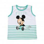 Tshirt manga curta bebé Mickey