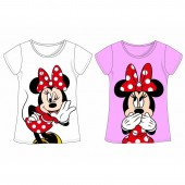 Tshirt manga curta de Minnie Mouse - sortido