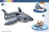 Tubarão Branco Insuflável Intex