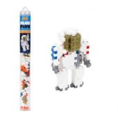 Tubo Plus-Plus Astronauta 100 Peças