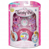Twisty Petz Pack Babies Série 2 Rosa