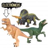 Tyrannosaurus Rex Dinossauro Eletrónico