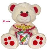 Urso Peluche Benfica 20cm