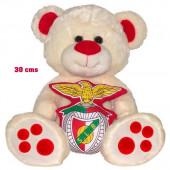 Urso Peluche Benfica 30cm
