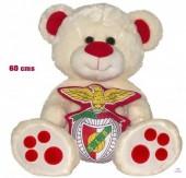 Urso Peluche Benfica 60cm