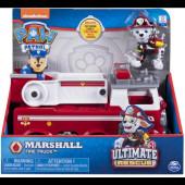 Veículo Básico + Figura Marshall Ultimate Rescue Patrulha Pata