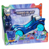 Veículo Cat-Car Turbo Blast Racers