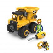 Veículo Construção CAT Sortido