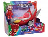 Veículo Owl Glider Turbo Blast Racers