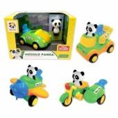 Veículos Canal Panda