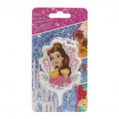 Vela 2D Bela Princesa Disney