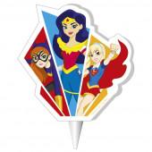 Vela 2D Super Hero Girls DC