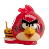 Vela Angry Birds Red 3D