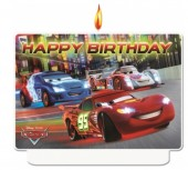 Vela aniversário Happy birthday Disney Cars