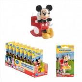 Vela aniversário Mickey 3D Nº5
