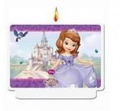 Vela Aniversário Princesa Sofia