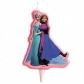 Vela Elsa e Ana Frozen 2D