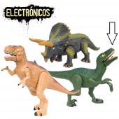 Velociraptor Dinossauro Eletrónico