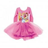 Vestido Ballet/Festa Princesas Disney