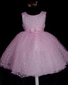 Vestido de Cerimónia para Menina Corações