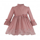 Vestido Deluxe Gardenia rosa