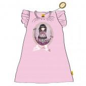 Vestido rosa Gorjuss 6-10 anos