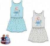 Vestido Verão Frozen 2 Elsa Sortido