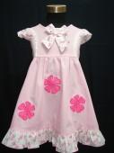 Vestido verão rosa Floral