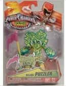 Vilão Puzzler - Figura de Acção Power Rangers 13cm