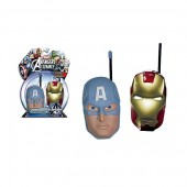 Walkie Talkie Avengers Marvel