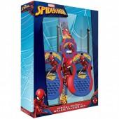 Walkie talkie + Relógio Digital  Spiderman Marvel