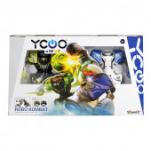 Ycoo Robot Combate Pack Duplo