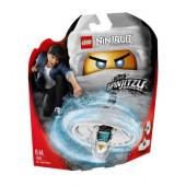 Zane Mestre de Spinjitzu Lego Ninjago