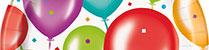 Festas Balloon Party