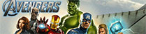 Festas Vingadores (Avengers)