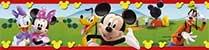 Festa de Aniversário Mickey Mouse